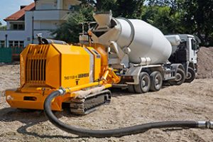 Concrete Pumping Cambridgeshire